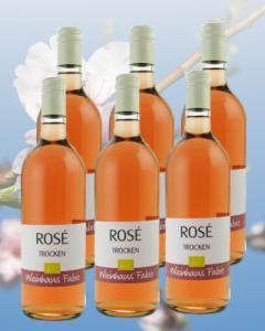 Weinpaket Rosé Biowein